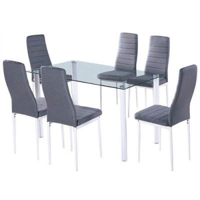 Conjunto mesa y sillas comedor