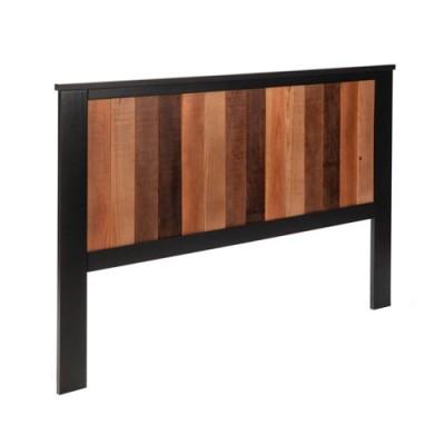 Cabecero listones madera