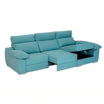 Sofá asientos deslizantes...
