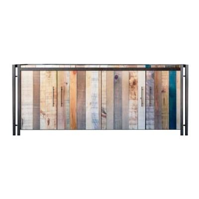 Mueble tv vintage madera