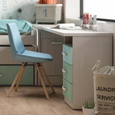 Mesa de estudio para cama compacta