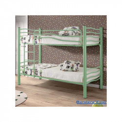 cama ( base tapizada ) supletoria vertical