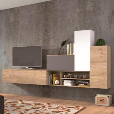 Composición muebles de...