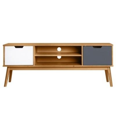 Mueble tv nórdico madera