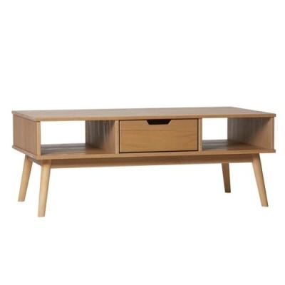 Mesa de centro madera con...